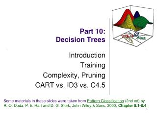 Part 10: Decision Trees