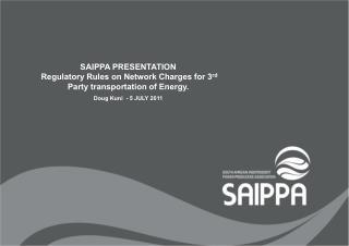 SAIPPA PRESENTATION