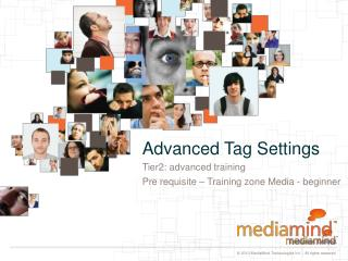 Advanced Tag Settings