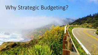 GUIDING POLICIES IN PLANNING AND BUDGETING
