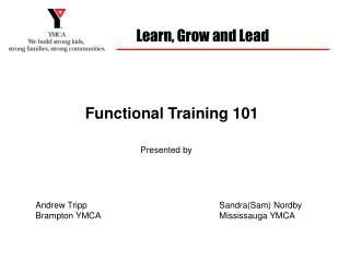 Functional Training 101