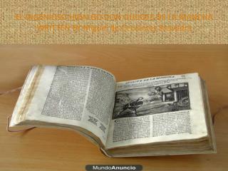 EL INGENIOSO HIDALGO DON QUIJOTE DE LA MANCHA WRITTEN BY Miguel de Cervantes Saavedra