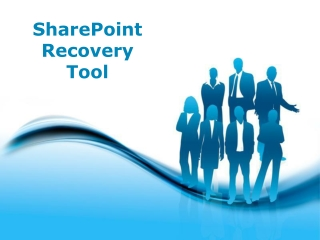 Recover Corrupt SharePoint Database