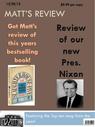 Matt�s Review