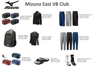 Mizuno East VB Club