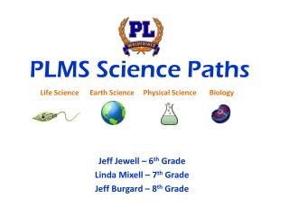 PLMS Science Paths