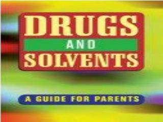 smoking and drug abuse