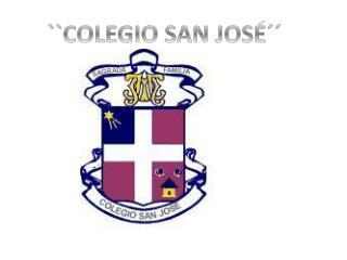 ``COLEGIO SAN JOSÉ´´