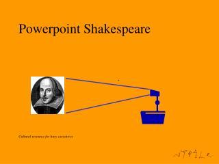 Powerpoint Shakespeare