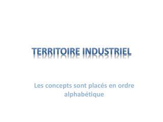 Territoire industriel