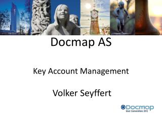 Docmap  AS Key  Account  Management Volker  Seyffert