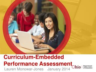 Curriculum-Embedded Performance Assessment