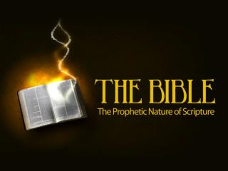 There are approximately 2,500 prophecies in the Bible
