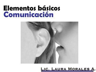 Cuando nos comunicamos con alguien no solamente emitimos un mensaje, tambi n recibimos una respuesta y nuevamente comuni