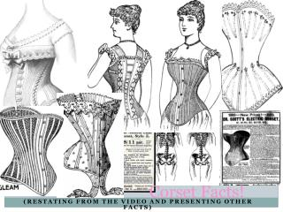 Corset Facts!