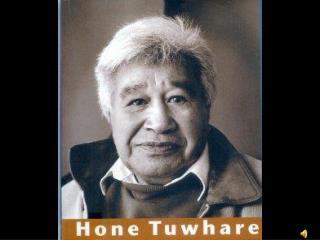 Rain Poetry by Hone  Tuwhare Music  by Don  McGlashan