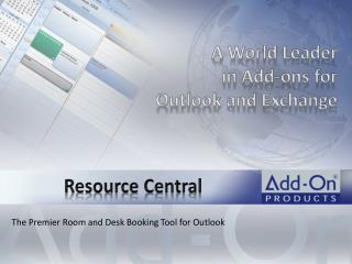 Resource  Central