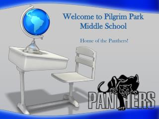 Welcome to Pilgrim Park Middle School