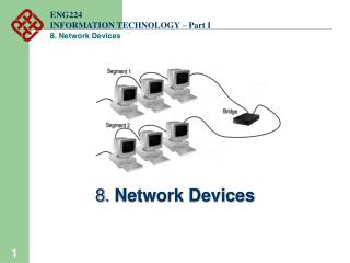 8. Network Devices