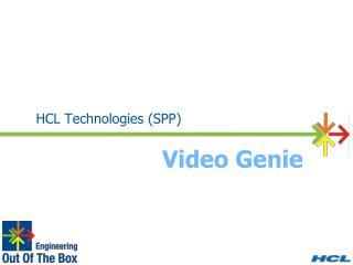 HCL Technologies (SPP)