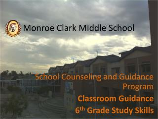Monroe Clark Middle School