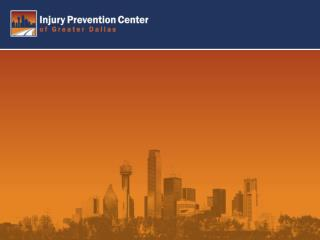 Number  of Injury Deaths by Causes and Year of Death, Dallas County, 1999-2009