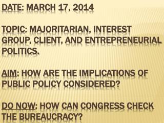 Appropriations - Money Legislation - Laws