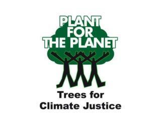 We children plant around the world