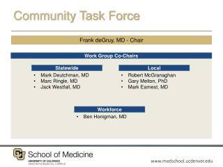 Community Task Force