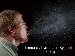 Immune /  Lymphatic System (Ch. 43)