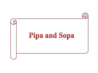 PIPA and SOPA