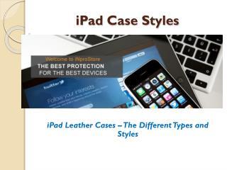 iPad-Case-Styles