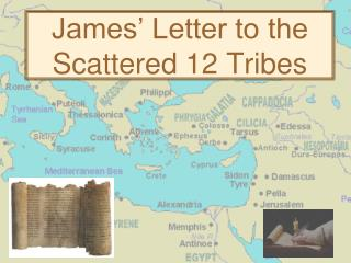 James' Letter to the Scattered 12 Tribes