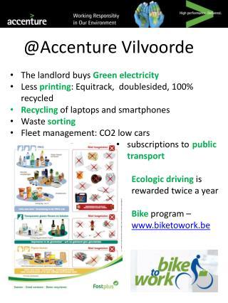 @Accenture Vilvoorde