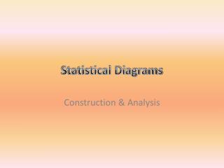 Statistical Diagrams