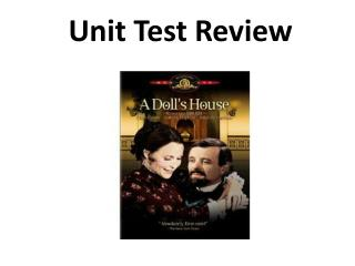 Unit Test Review