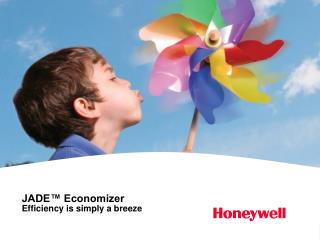 JADE™ Economizer Efficiency is simply a breeze