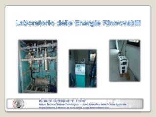 Laboratorio delle Energie Rinnovabili