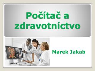 Počítač a zdravotníctvo