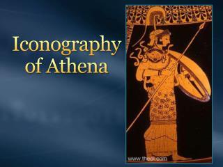 Iconography of Athena