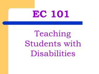 EC 101