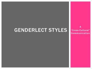 deborah tannen gender differences essay