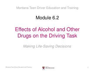 Making Life-Saving Decisions