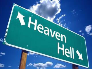 Wie gelooft er nog in de hemel?