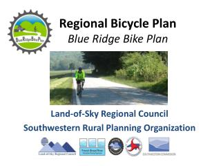 Regional Bicycle Plan Blue Ridge Bike Plan