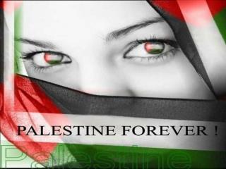 Location of Palestine