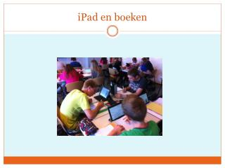 iPad  en boeken