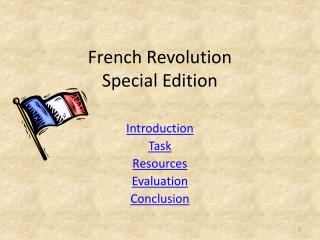 French Revolution Special Edition