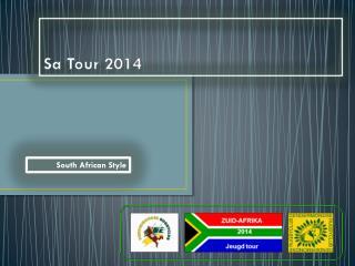 Sa Tour 2014