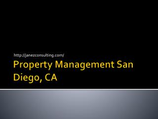 Fiduciary And Receivership Support Services San Diego, CA,